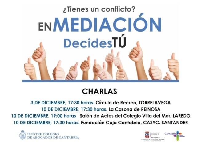 jornada sobre los beneficios de la Mediación en Torrelavega